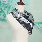Exquisite Small Scarf Scarves Fashion Accessories Business Faux Silk Kerchief