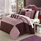 Quincy Rose Comforter Bed In A Bag Set 8 piece