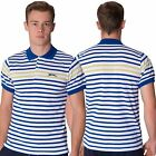 SLAZENGER DESIGNER NEW MENS SHORT SLEEVE COLLARED POLO SHIRT TEE T SHIRT TOP