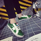Chic Women Sequin Flats Lace Up Shoes Glitter Slip On Sneaker Footwear