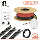 240V Deluxe WiFi Electrical Beatific Warming Floor Heating Cable System All Sizes