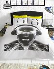 X-Ray Headphone Beats DJ Set Black & White Duvet Cover Set #Bedding Ashley Wilde