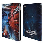 OFFICIAL STAR TREK MOVIE POSTERS TOS LEATHER BOOK WALLET CASE FOR APPLE iPAD