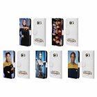 OFFICIAL STAR TREK ICONIC CHARACTERS VOY LEATHER BOOK CASE FOR SAMSUNG PHONES 1