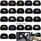 New Team ProMark NFL Pick Your Team Head Rest Covers For Car Truck Suv Van
