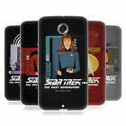 OFFICIAL STAR TREK ICONIC CHARACTERS TNG SOFT GEL CASE FOR MOTOROLA PHONES