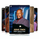 OFFICIAL STAR TREK ICONIC CHARACTERS DS9 SOFT GEL CASE FOR APPLE SAMSUNG TABLETS