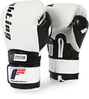 Fighting Sports S2 Gel Power Training Gloves Boxing White 12 14 16 Free Shipping
