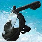 Snorkeling Full Face Mask Surface Diving Snorkel Scuba Surface M/L/XL