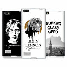 OFFICIAL JOHN LENNON VECTOR SOFT GEL CASE FOR BLACKBERRY PHONES