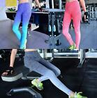 Running High Waist Leggings Women's Yoga Trousers Gym Clothes Fitness Pants New