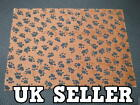 FURRY FABRIC STYLE ANIMAL PAWS CRAFT COVERING SKIN DECALS STICKER 19.5cmx14cm UK