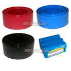Flat width 103mm Φ65mm PVC Heat Shrink Tubing For 18650 Battery
