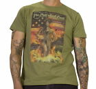 Putrefied Post Sexy Female Zombie Military Officer Shirt Zombie Girl Mens Shirt