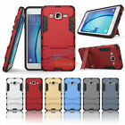 For Samsung Galaxy ON5 Hard Armor Slim Kickstand Case Protective Hybrid Cover