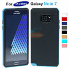 Dual Layer Hybrid Bumper Protective Case Slim Cover For Samsung Galaxy Note 7