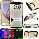 Heavy Duty Hybrid Impact Resistant Shock Proof Armor Cover Case for Cell Phones