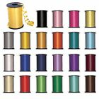 500Yds Curling Ribbon On Spools Color Party Decorations Balloons