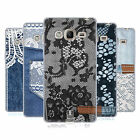 HEAD CASE DESIGNS JEANS AND LACES SOFT GEL CASE FOR SAMSUNG Z3