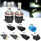 80W H4/H7/H11/H13/9005/9006/9007  LED Car Headlight Beam Conversion Light