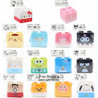 JAPAN SANRIO MELODY POM POM PURIN POCHACCO GUDETAMA XO BUILDING BLOCKS STAMPS
