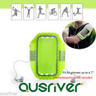 New Unisex Sports Gym Running Exercise Jogging Armband for iPhone6 5 5s Samsung