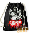 "MOCHILA / BOLSA  ""CANNIBAL GIRLS"" TERROR MOVIE BAG/BACKPACK"