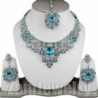 Zirkon Handmade Indian Jewelry Necklace Sets Various Style & Colors FASHION EDH