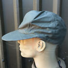 NEW DUTCH ARMY SURPLUS ISSUE OLIVE GREEN FATIGUE PEAKED COTTON CAP,BASEBALL NL