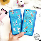 Funny Cartoon Hot boy Girl swimming pool Film+TPU Case Cover for iPhone6 6s plus