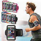 For iPhone SE 6/6s Plus Sports Armband Case Premium Running Jogging Cover Holder