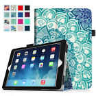 For Apple iPad mini 3/2/1 Folio PU Leather Stand Case Cover with Wake/Sleep