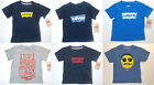 Levi's Toddler Boys T-Shirts 6 Choices Sizes 2T, 3T or 4T NWT