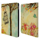 OFFICIAL WYANNE BIRDS LEATHER BOOK WALLET CASE COVER FOR APPLE iPAD