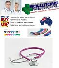 DUAL HEAD STETHOSCOPE ABN SPECTRUM LIGHTWEIGHT VARIOUS COLOURS BOXED ITEM