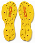 Sidi SMS Supermoto Motorcycle Boot Soles - Yellow (Pair)