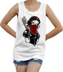 evil Fairy Tale Snow White Gangster women's singlet TANK TOP shirt tumblr XS-L
