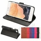 Durable Lichee Pattern Slim Wallet PU Leather Case Cover Shell For iPhone 7 4.7""