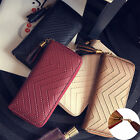 Kyпить Women Ladies Leather Wallet Long Zip Purse Card Holder Case Clutch Phone Handbag на еВаy.соm