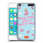 OFFICIAL EMOJI PASTEL SASS HARD BACK CASE FOR APPLE iPOD TOUCH MP3