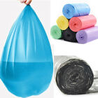 1 Roll 50Pcs Home Clear Garbage Kitchen Toilet Waste Trash Clean-up Rubbish Bags
