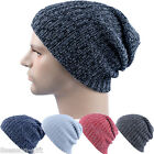 HOT NEW MEN'S Winter Beanie Hats Men Hat Outdoor Snow Caps Knit Hat Warm Caps