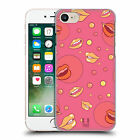 HEAD CASE DESIGNS LIP PATTERNS HARD BACK CASE FOR APPLE iPHONE 7