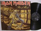 Iron Maiden Piece of Mind RARE Russian Press LP