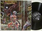 Iron Maiden Somewhere in time RARE Russian Press LP