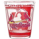 MLB 3D Wrap Color Collector 2 OZ Shot Glass - Pick Your Team