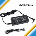45W 19.5V 2.31A Adapter Charger for HP 15-F009wm 15-F033wm 15-F039wm 15-F018dx