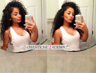 Brazilian Remy Curly Human Hair Glueless Full/Front Lace Wigs African Americans