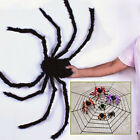 75cm Big Plush Spider Halloween Decor Props Spider Home Festival Party Bar Decor