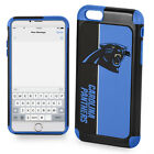 iPhone 6 6s Case Official NFL Impact Shockproof Armor Hybrid Slim Fit Hard Cover